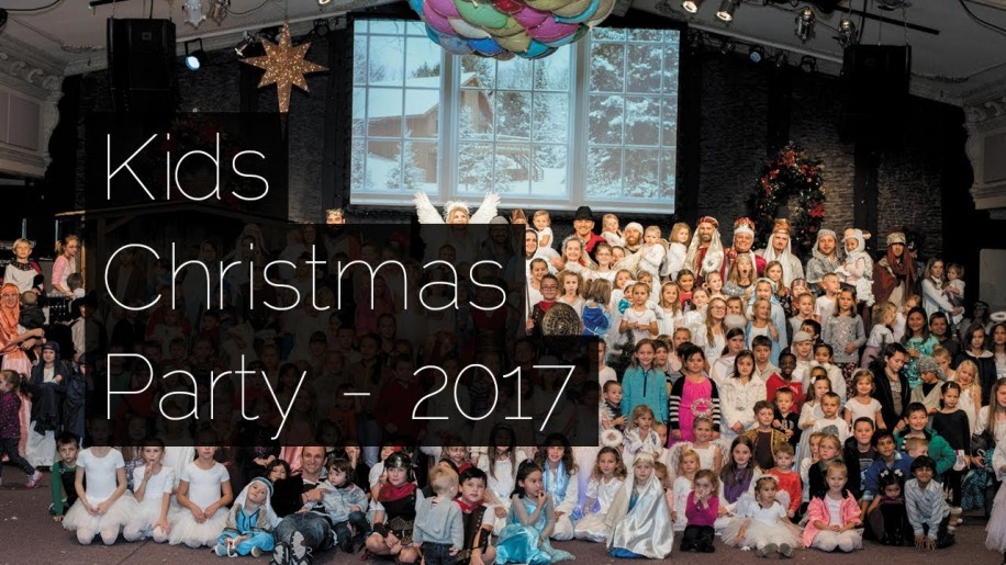 Kids Christmas Party - 2017